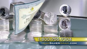 Lear Capital TV Spot, 'Demand for Silver' - Thumbnail 8