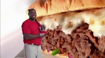 Subway Philly Cheesesteak TV Spot Featuring Ryan Howard - 110 commercial airings