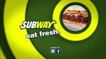 Subway Philly Cheesesteak TV Spot Featuring Ryan Howard - Thumbnail 9