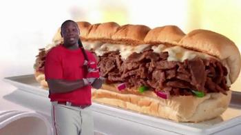 Subway Philly Cheesesteak TV Spot Featuring Ryan Howard - Thumbnail 2