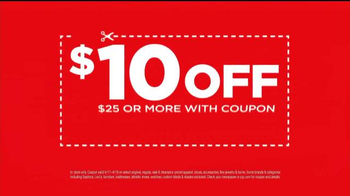 JCPenney Biggest Sale of the Season TV Spot - Thumbnail 5