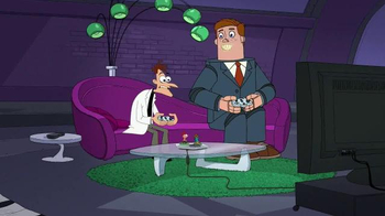 Disney Infinity TV Spot, 'Phineas and Ferb' - Thumbnail 6