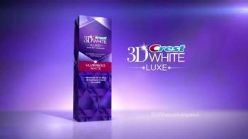 Crest 3D White Luxe TV Spot, 'Dientes' Con Shakira [Spanish] - Thumbnail 10