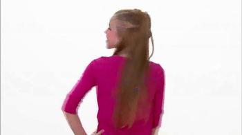 Glam Twirl TV Spot, 'Twist, Flip, Twirl' - Thumbnail 1