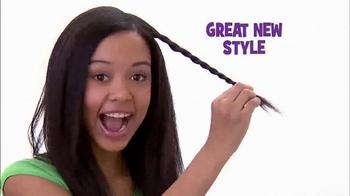 Glam Twirl TV Spot, 'Twist, Flip, Twirl' - Thumbnail 2