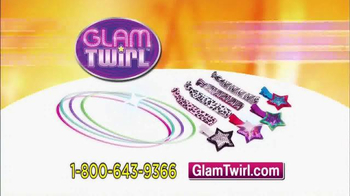 Glam Twirl TV Spot, 'Twist, Flip, Twirl' - Thumbnail 9