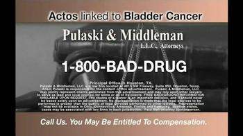 Pulaski & Middleman TV Spot, 'Bladder Cancer' - Thumbnail 10