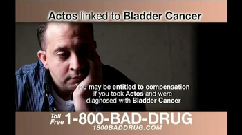 Pulaski & Middleman TV Spot, 'Bladder Cancer'