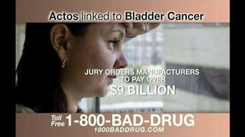 Pulaski & Middleman TV Spot, 'Bladder Cancer' - Thumbnail 6