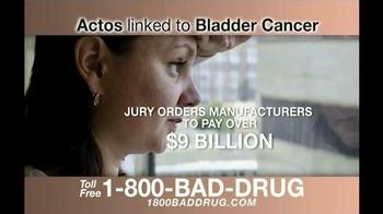 Pulaski & Middleman TV Spot, 'Bladder Cancer' - Thumbnail 7
