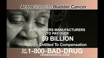 Pulaski & Middleman TV Spot, 'Bladder Cancer' - Thumbnail 9