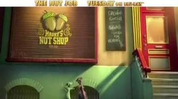 The Nut Job Blu-ray and DVD TV Spot - Thumbnail 1