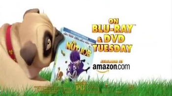The Nut Job Blu-ray and DVD TV Spot