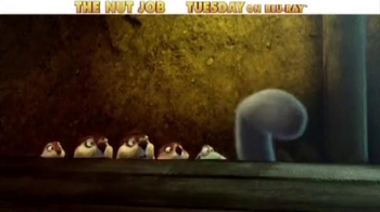 The Nut Job Blu-ray and DVD TV Spot - Thumbnail 6