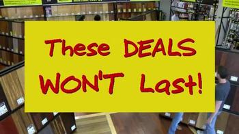 Lumber Liquidators TV Spot, 'Tax Refund' - Thumbnail 10