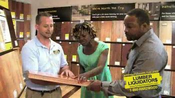 Lumber Liquidators TV Spot, 'Tax Refund' - Thumbnail 3