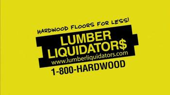Lumber Liquidators TV Spot, 'Tax Refund' - Thumbnail 4