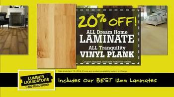 Lumber Liquidators TV Spot, 'Tax Refund' - Thumbnail 7