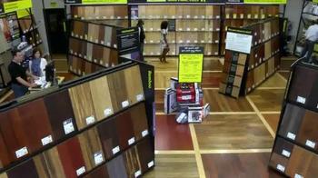 Lumber Liquidators TV Spot, 'Tax Refund' - Thumbnail 9