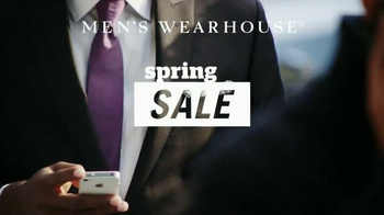 Men's Wearhouse Spring Sale TV Spot, 'Down the Street' - 258 commercial airings