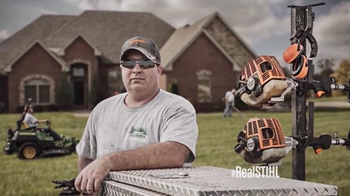 STIHL TV Spot, 'Real People: This Spring' - Thumbnail 3