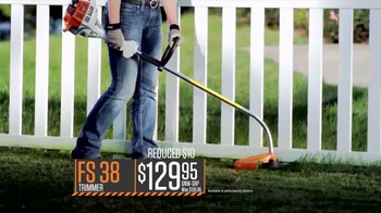 STIHL TV Spot, 'Real People: This Spring' - Thumbnail 5