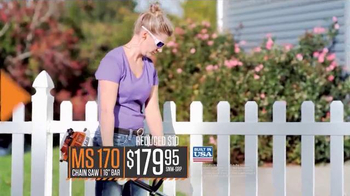 STIHL TV Spot, 'Real People: This Spring' - Thumbnail 6
