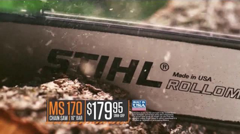 STIHL TV Spot, 'Real People: This Spring' - Thumbnail 7