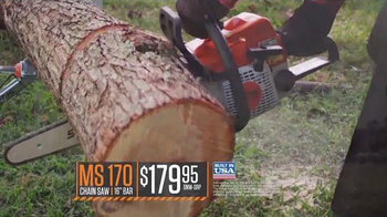 STIHL TV Spot, 'Real People: This Spring' - Thumbnail 8