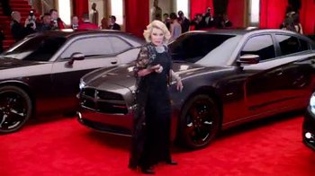 Dodge 2014 Award Season Event TV Spot, 'Sexy' Featuring Joan Rivers - Thumbnail 3
