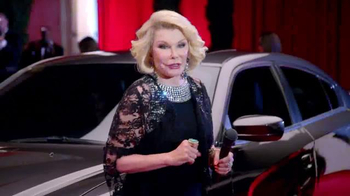 Dodge 2014 Award Season Event TV Spot, 'Sexy' Featuring Joan Rivers - 16 commercial airings