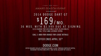 Dodge 2014 Award Season Event TV Spot, 'Sexy' Featuring Joan Rivers - Thumbnail 9