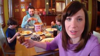 KFC 10-Piece Meal TV Spot, 'Not Cook More Often' - Thumbnail 1