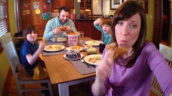 KFC 10-Piece Meal TV Spot, 'Not Cook More Often' - Thumbnail 3