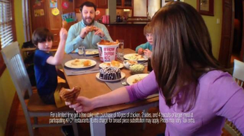 KFC 10-Piece Meal TV Spot, 'Not Cook More Often' - Thumbnail 5