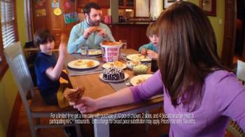 KFC 10-Piece Meal TV Spot, 'Not Cook More Often' - Thumbnail 6