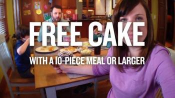 KFC 10-Piece Meal TV Spot, 'Not Cook More Often' - Thumbnail 8