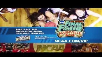 2014 Women's NCAA Final Four TV Spot - Thumbnail 7