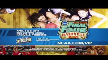 2014 Women's NCAA Final Four TV Spot - Thumbnail 8