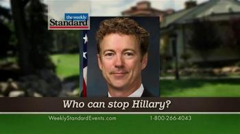 Weekly Standard TV Spot, 'Mid-Term Summit'