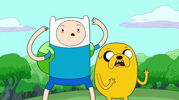 Adventure Time: The Suitor DVD TV Spot - Thumbnail 5
