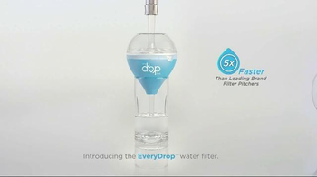 EveryDrop Water Filter TV Spot, 'Faster' - Thumbnail 1