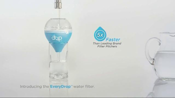 EveryDrop Water Filter TV Spot, 'Faster' - Thumbnail 2