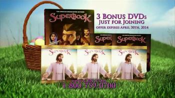CBN Superbook TV Spot, 'Peter's Denial' - Thumbnail 9
