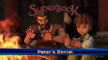 CBN Superbook TV Spot, 'Peter's Denial'