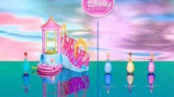 Disney Princess Water Palace Playset TV Spot, 'Petal Float Princess Doll' - Thumbnail 10