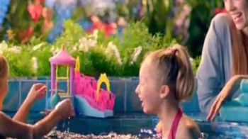Disney Princess Water Palace Playset TV Spot, 'Petal Float Princess Doll' - Thumbnail 3
