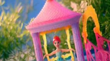 Disney Princess Water Palace Playset Tv Commercial Petal Float Princess Doll Ispot Tv