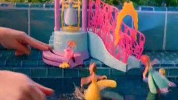 Disney Princess Water Palace Playset TV Spot, 'Petal Float Princess Doll' - Thumbnail 8