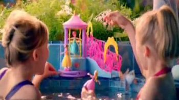 Disney Princess Water Palace Playset TV Spot, 'Petal Float Princess Doll'